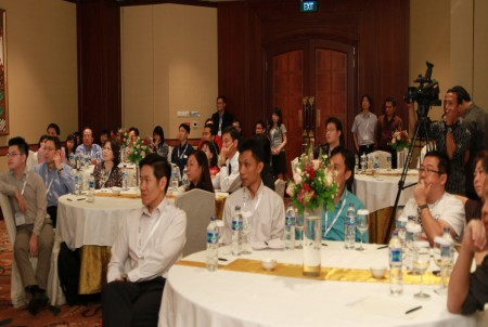 STEM - Guest at Customer gathering 2011