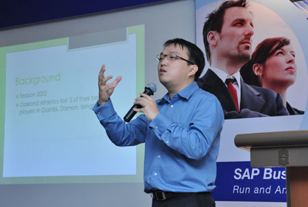Hendry Wijaya - consultant STEM