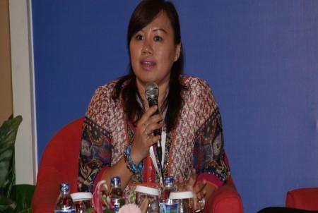 Natalia Gozali from PT MBK (Mitra Buana Komputindo) - CEO