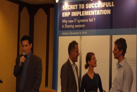 Rudy R.J Sumampouw - Sekretaris Jenderal DPP Aprindo