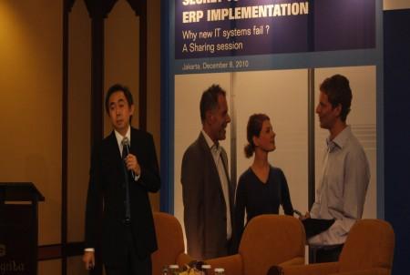 Andy Djojo Budiman - Consultant STEM
