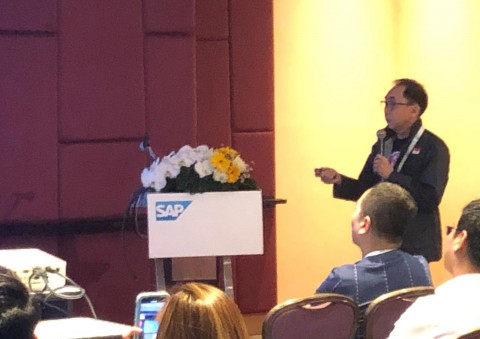 SAP SMB Summit 2019 iREAP Retail solution for small businesses