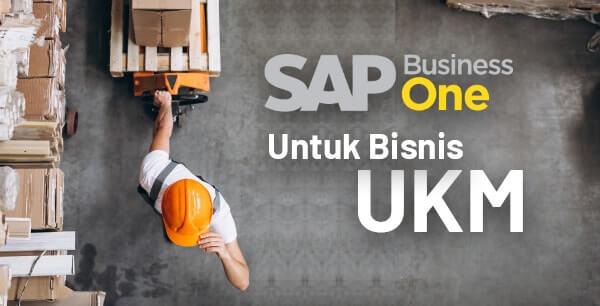 SAP Indonesia membantu UKM dengan produk SAP Business One