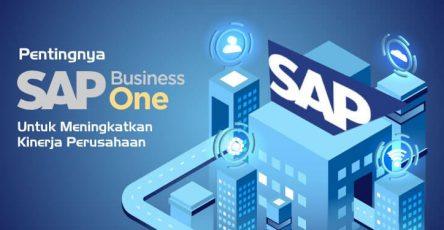 Pentingnya SAP untuk meningkatkan Kinerja Perusahaan