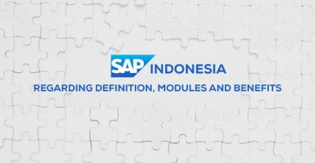 SAP Indonesia Regarding Definition, Modules and Benefits