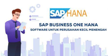 sap business one hana software untuk perusahaan kecil menengah