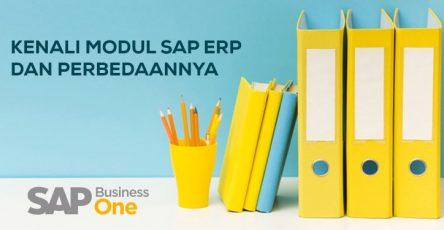 sap business one kenali modul sap erp dan perbedaannya
