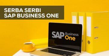 serba serbi sap business one