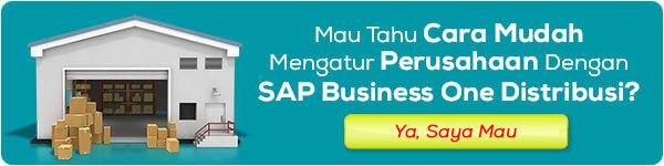 sap business one distribusi