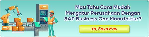 SAP Business One untuk Perusahaan Manufaktur