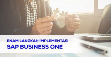enam langkah implementasi sap business one