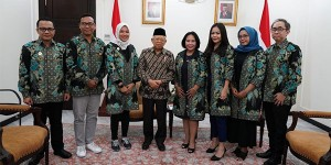 iREAP POS bersama ketua AKUMANDIRI IUMKM Indonesia bertemu Wakil Presiden KH Maruf Amin