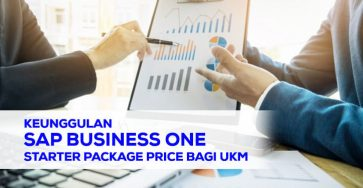 keunggulan sap business one starter package price bagi ukm