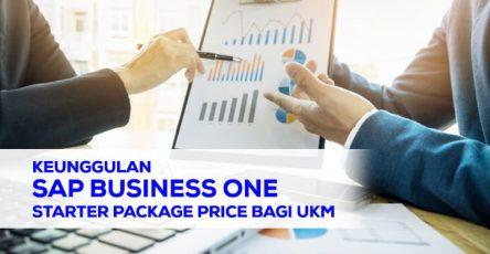 keunggulan sap business one starter package price bagi ukm