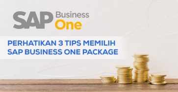 perhatikan 3 tips memilih sap business one package