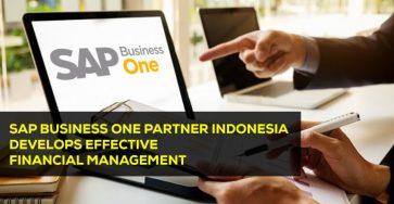 sap business one partner indonesia develops effective financial management