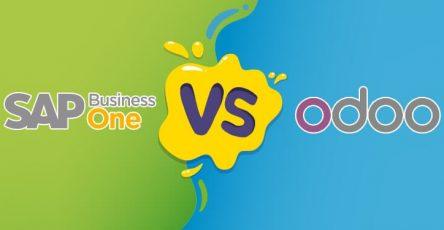 SAP Business One vs Odoo