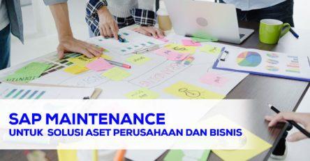sap maintenance untuk solusi aset perusahaan dan bisnis