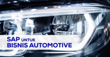 sap untuk bisnis automotive