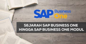 sejarah sap business one hingga sap business one modul