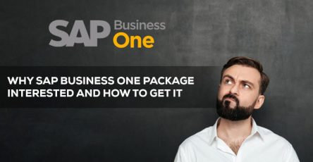 Why SAP Business One Package Interested and How to get it