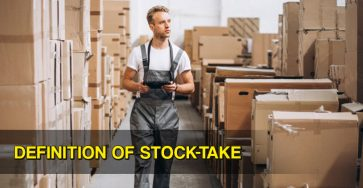 Definition of Stock-Take