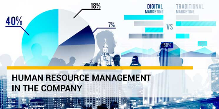 Human Resource Management in the Company