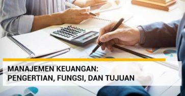 manajemen keuangan adalah