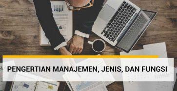 pengertian manajemen