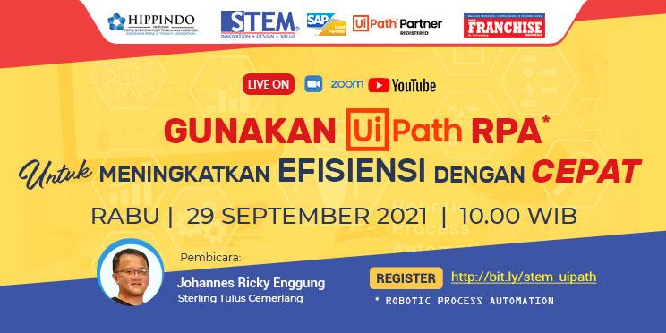 UIPath RPA Indonesia