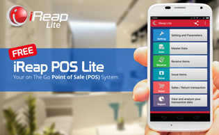 iREAP POS (Point of Sale) Lite Download FREE Single Store