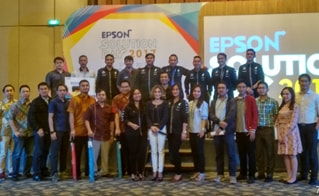 iREAP POS - Epson Solution Day 2017