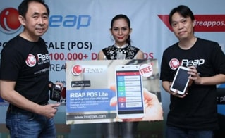 Celebrates iREAP POS Lite 100.000 Downloads & launches iREAP POS PRO
