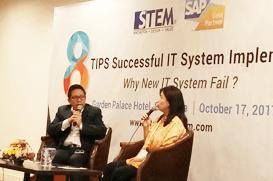 Surabaya Seminar : 8 Tips Successful IT System Implementation
