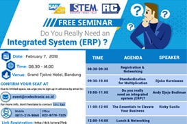 STEM Upcoming Event FREE - Do You Really Need an Integrated System (ERP)