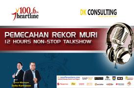 Rekor Muri Non Stop Talkshow