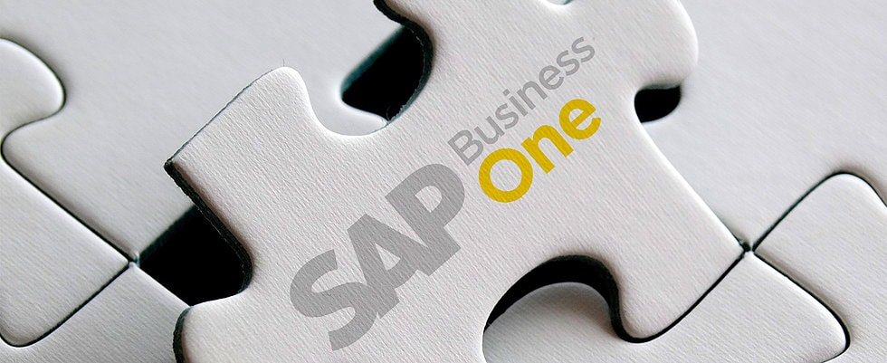 Aplicativos integrados ao SAP Business One