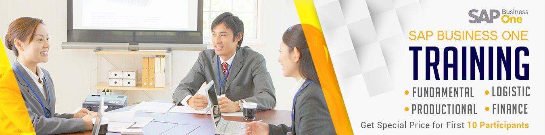 sap business one training