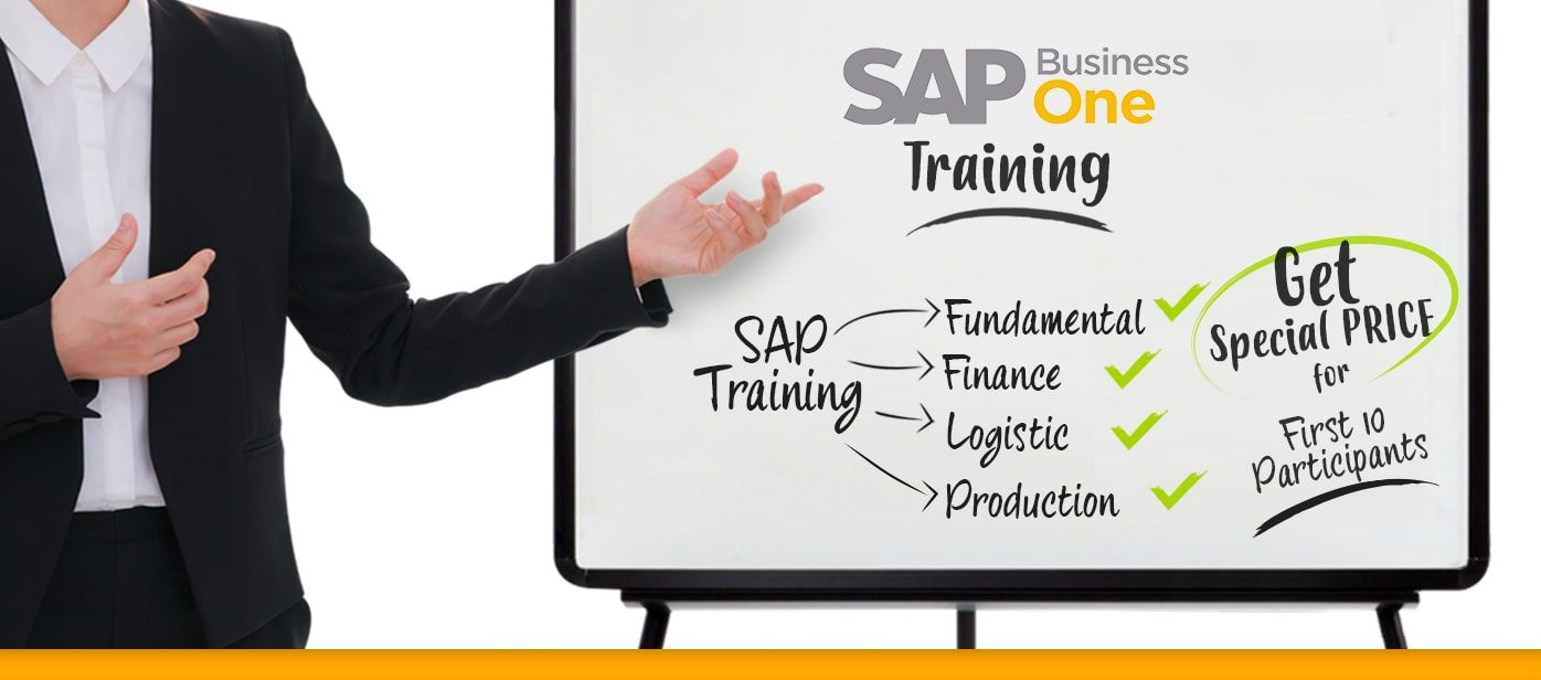 sap business one training