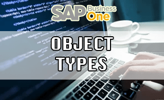 STEM SAP Business One Tips Daftar Object Type di SAP BUSINESS ONE
