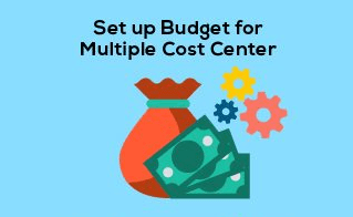 STEM SAP Business One Tips Set Up Your Budget For Multiple Cost Center in SAP Business One